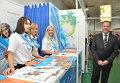 """Международная выставка """"Турфест-2010"""" в Новосибирске"""