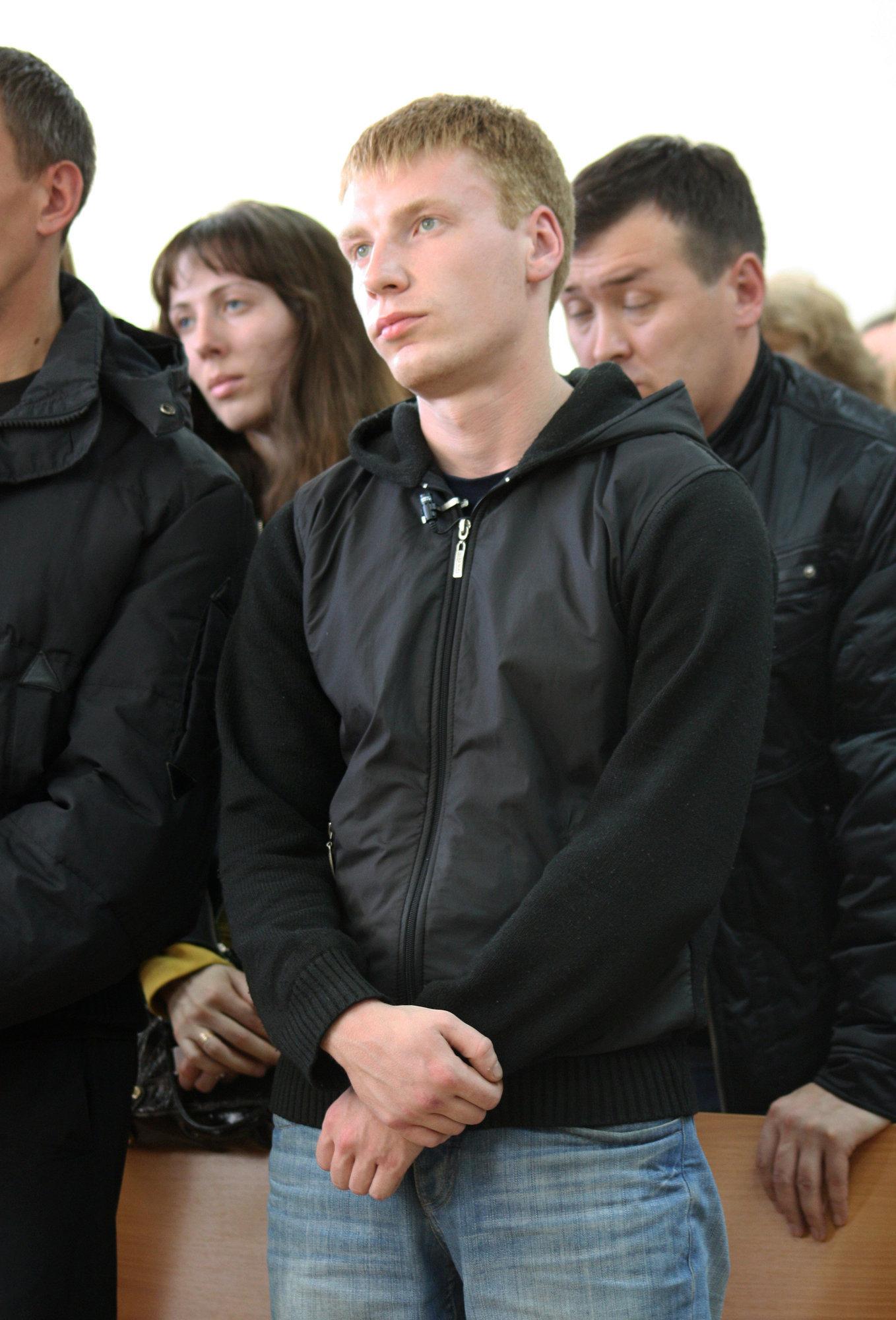 Егор Бычков. Архив