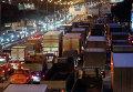 Власти предлагают ограничить въезда грузовиков в Москву