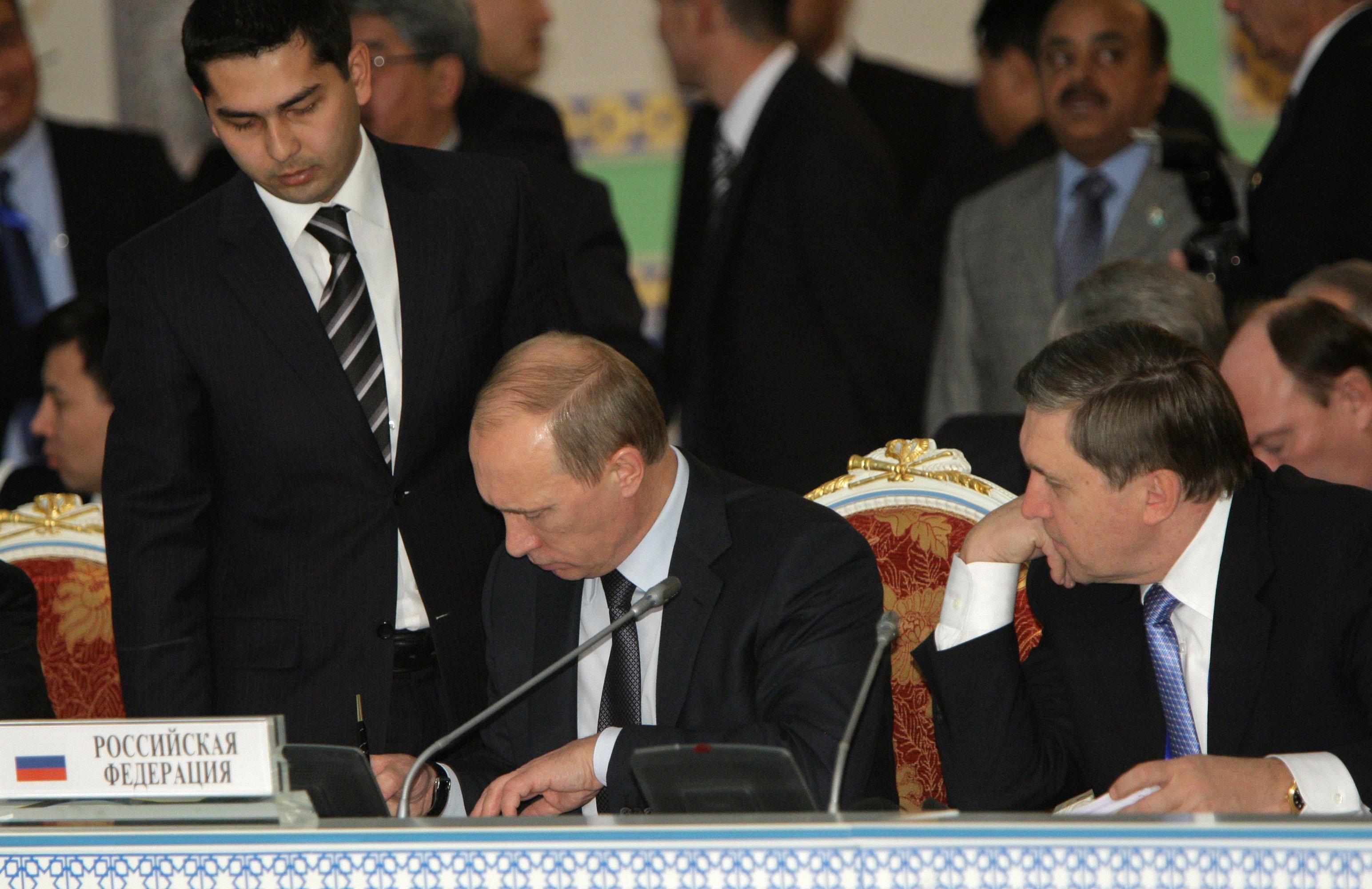 Подписание совместных документов по итогам заседания Совета глав правительств государств-членов ШОС