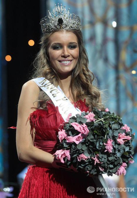 Краса России 2010 - Дарья Коновалова