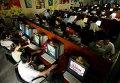 Интернет-кафе в Китае