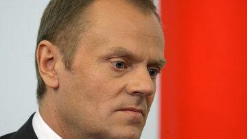 Премьер-министр Польши Дональд Туск, архивное фото