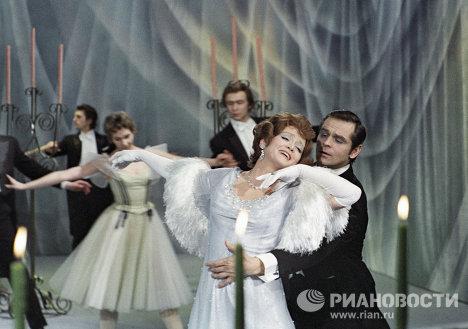 Татьяна Шмыга и Герард Васильев
