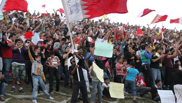 Ситуация в Бахрейне. Архивное фото