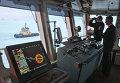 Десятки судов застряли в Финском заливе