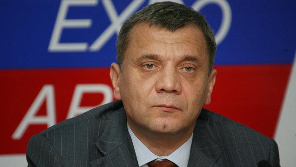 Заместитель министра промышленности и торговли РФ Юрий Борисов