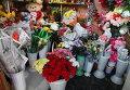 Цветочные развалы в Приморье