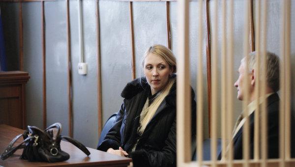 Анна Шавенкова, архивное фото