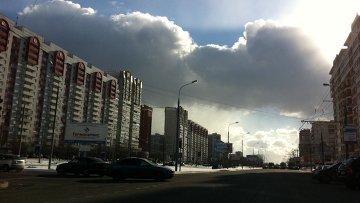 Мичуринский проспект в Москве, архивное фото