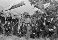 Группа советских партизан