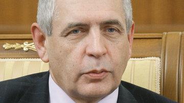 Заместитель министра финансов РФ Сергей Шаталов. Архивное фото