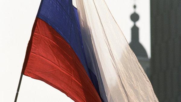 День Государственного флага Российской Федерации. Архивное фото