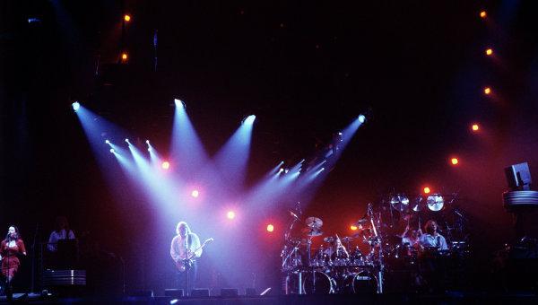 Выступление Pink Floyd. Архив