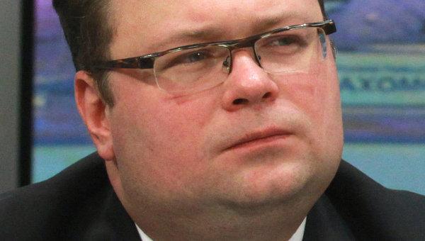 Генеральный директор Российского агентства международной информации РИА Новости Николай Бирюков