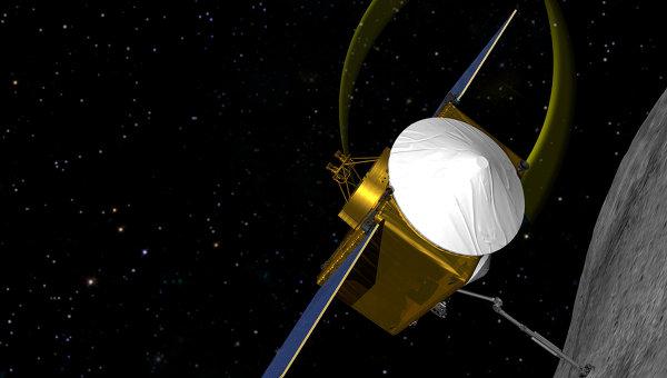 Агентство NASA намерено доставить наЗемлю образцы породы сопасного астероида