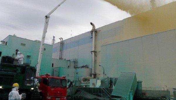 Восстановительные работы на АЭС Фукусима-1