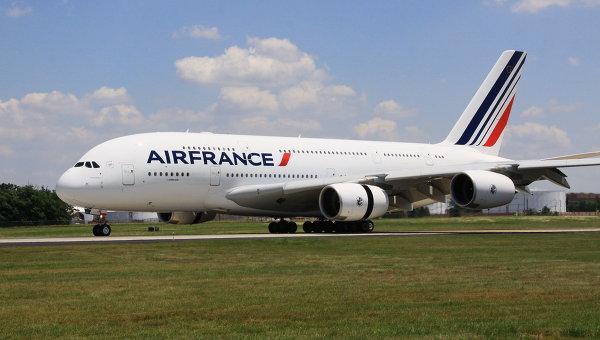 Ложная тревога в Кении: подозрительный предмет на борту Air France не был бомбой