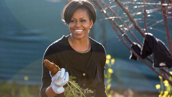 Мишель Обама, Архивное фото