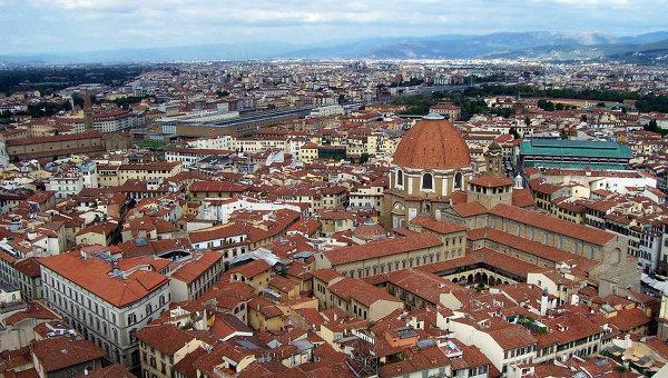 Флоренция. Архивное фото
