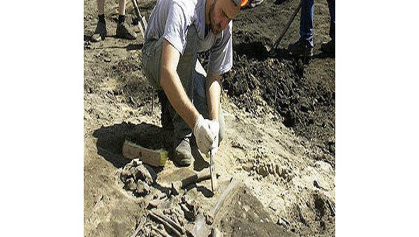Археологические раскопки. Архив
