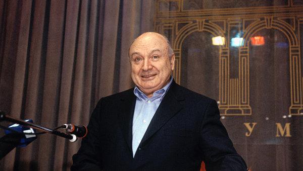 Писатель-сатирик Михаил Жванецкий. Архивное фото