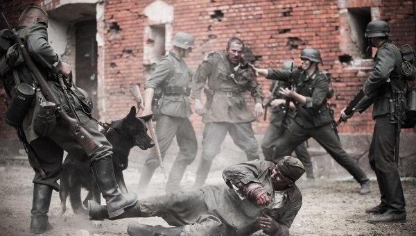 Кадр из фильма Брестская крепость. Архивное фото