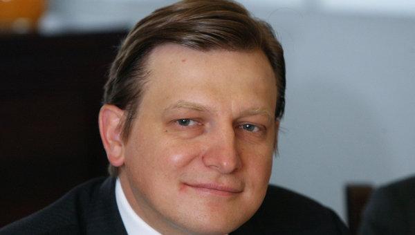 Главный управляющий директор VTB Bank Europe Герберт Моос. Архивное фото