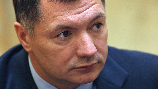 Заместитель мэра Москвы по вопросам градостроительной политики и строительства Марат Хуснуллин. Архивное фото