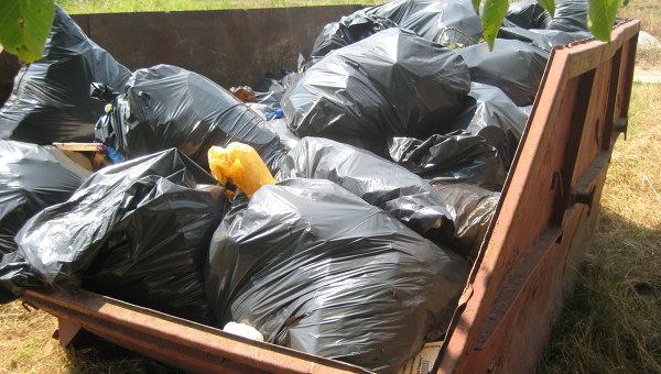 В Краснодаре прошла Всероссийская акция Блогер против мусора