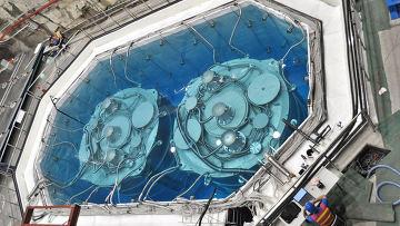 Нейтринные детекторы проекта Daya Bay