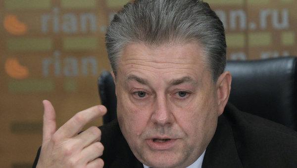 Владимир Ельченко. Архивное фото