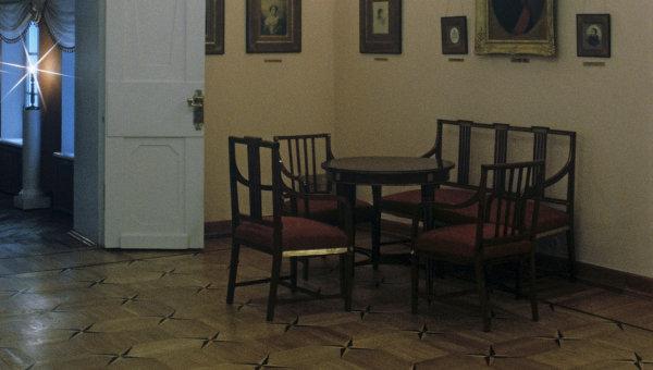 Музей Мемориальная квартира А.С. Пушкина на Арбате. Архивное фото