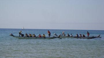 Морской фестиваль в Ливадии
