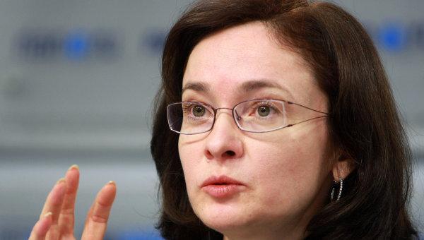 Набиуллина считает реальной инфляцию в РФ в 2012 году на уровне 5-5,5%