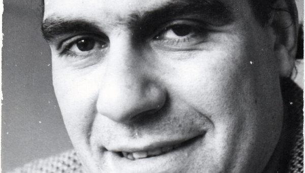 Писатель Сергей Довлатов. Таллин. 1974 год