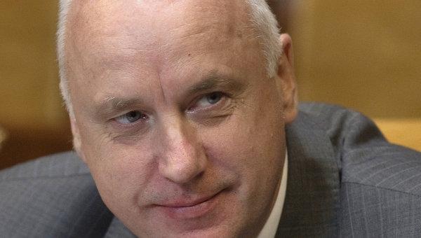 Глава Следственного комитета при прокуратуре РФ Александр Бастрыкин. Архив