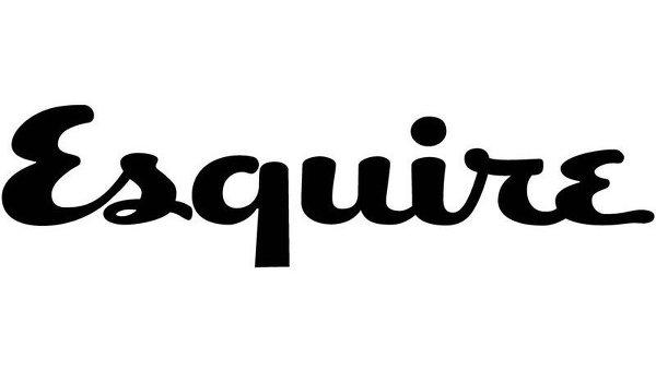 Логотип Esquire