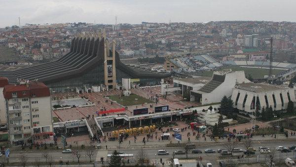 Ситуация в Косово. Архивное фото
