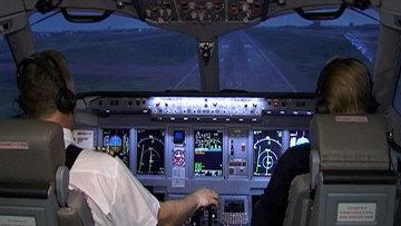 Пилоты. Архивное фото