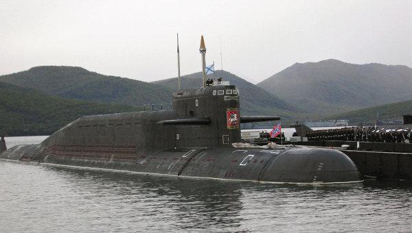 База подводных лодок Тихоокеанского флота на Камчатке