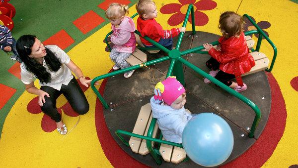Современный детский сад. Архивное фото