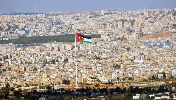 Вид на столицу Иордании Амман. Архивное фото