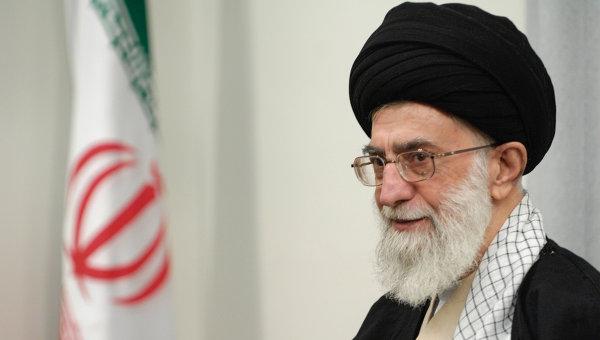 Духовный лидер Ирана аятолла Сейед Али Хаменеи. Архивное фото