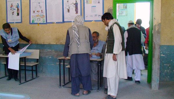 Парламентские выборы в Афганистане. Архивное фото