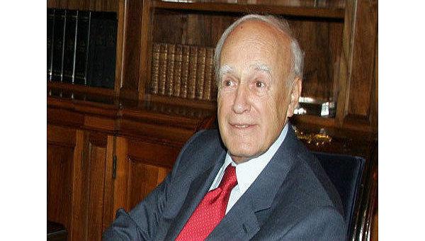 Президент Греции Каролос Папульяс. Архив