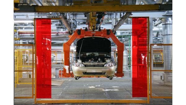 Автомобилей семейства Lada Kalina в 2008 году продано свыше 94 тысяч штук