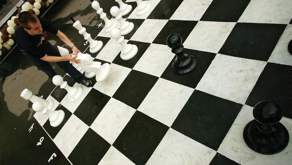 Шахматная олимпиада: израильтяне обыграли шотландцев, израильтянки проиграли румынкам