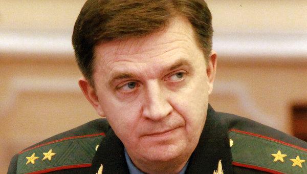 Заместитель министра внутренних дел РФ генерал-лейтенант полиции Сергей Булавин