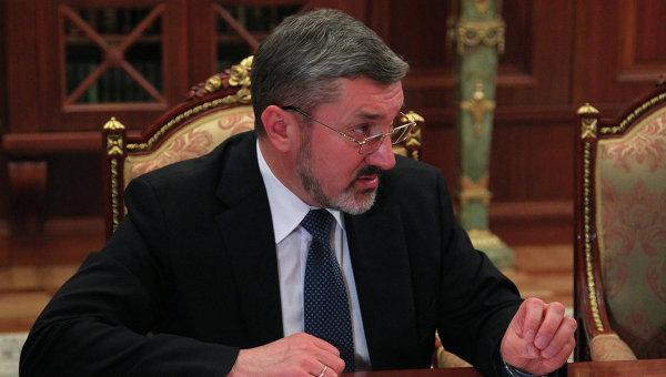 Руководитель Федеральной службы по тарифам Сергей Новиков